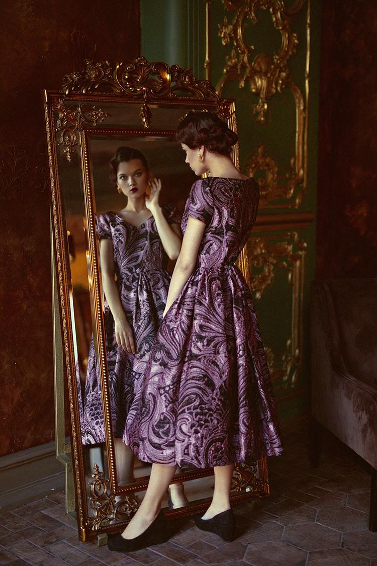 Fine Fabrics Dress